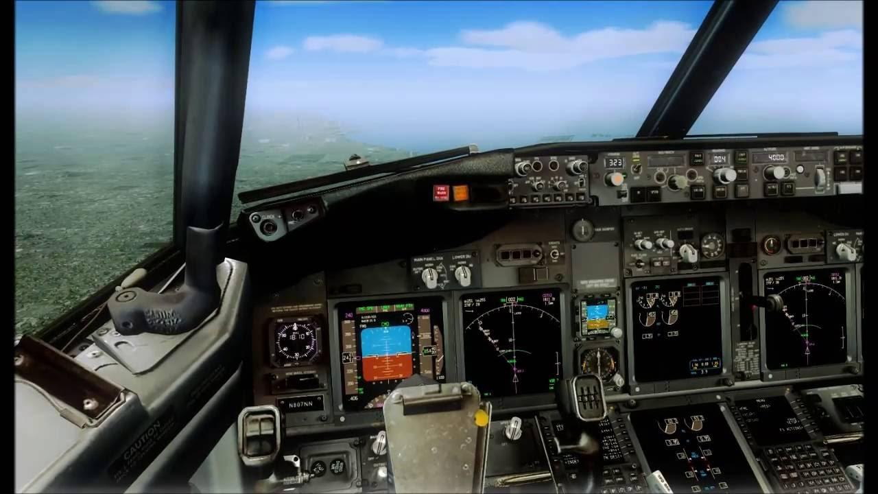 [FSX] PMDG 737 NGX | La Guardia (KLGA) - Chicago (KORD) | FULL FLIGHT