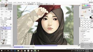 Finished version : https://www.deviantart.com/akbarbisul/art/The-Gi...