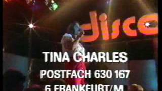 tina charles - i love to love (disco).