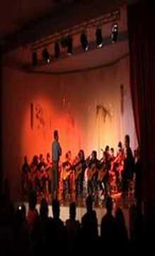 Ροδίων Παιδεία-Κιθάρες-''Χιόνια στο Καμπαναριό''(20-12-2006)