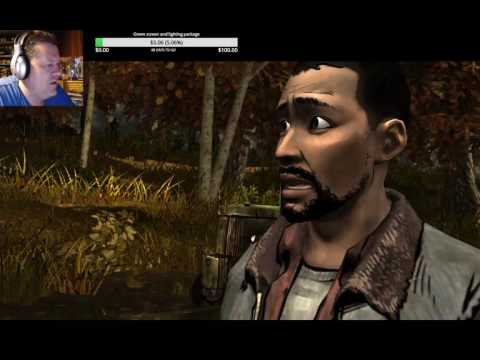 The Walking Dead playthrough (part 4) Down on the farm!