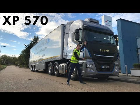 IVECO Stralis XP 570 – Full Tour & Test Drive TCO2 Champion