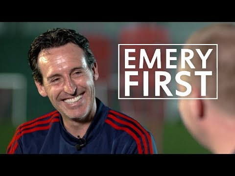 Who was Unai Emery's first football hero? | Unai Emery | First
