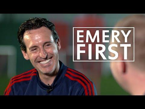 Who was Unai Emery's first football hero? | Unai Emery | First