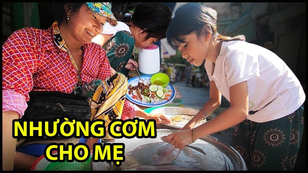 Cô bé hạt tiêu nhịn đói nhường mẹ dĩa cơm đạm bạc, tưng bừng khi nhận tin vui | QUỐC CHIẾN Channel