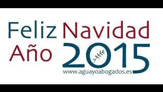 Feliz Navidad Aguayo Abogados 2014