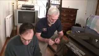 Hot and Cold: Pellet Stove Installation