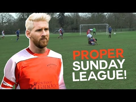 Who is the Sunday League Messi?