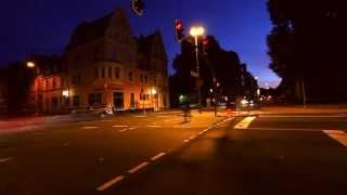 KAISERSLAUTERN - City Lights / Traffic in Motion / Part 1 / By Night / Canon 600D / XXIX
