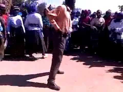 Mhondoro Dance At Funeral