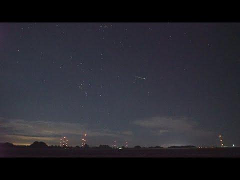 Orionids meteor shower 2019 - Orioniden
