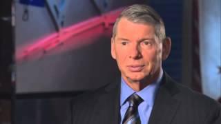 Mr. McMahon says he