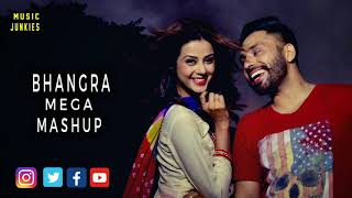 Download Non Stop Bhangra Mashup 2018 Punjabi Remix Songs
