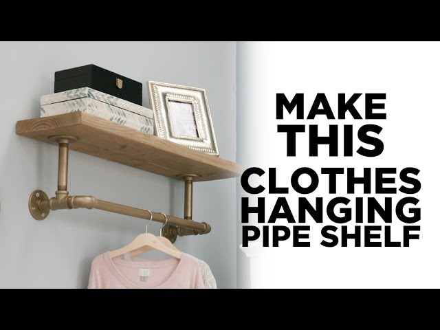 iNSPIRE Q Small Apartment Living DIY Shelf