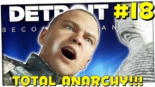 TERRORISM | PART 18 | DETROIT: BECOME HUMAN GAMEPLAY COOP