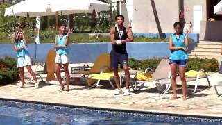 opa opa animation team egypt egypte hotel crown plaza sahara sands port ghalib marsa alam