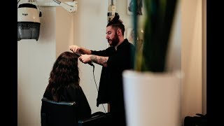 Andrew Cobeldick: From hairdressing apprentice to New York Fashion Week