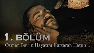 Osman Bey'i kurtaran Hatun... - Kuruluş Osman 1. Bölüm