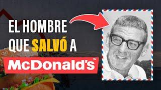 El Hombre que Salvó el Imperio de McDonald's   Caso Harry J. Sonneborn