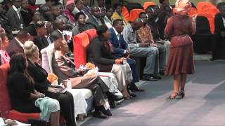 Dr Mamikie Molapo - Leadership Seminar