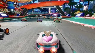 Team Sonic Racing - 6 Minutes of NEW Gameplay | E3 2018 Demo (1080p 60fps)