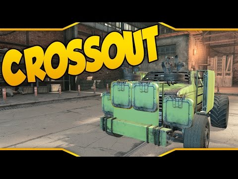 Crossout ➤ ONE HOUR Of Crossout! - Funny Times While Grinding [Let's Play Crossout Gameplay]