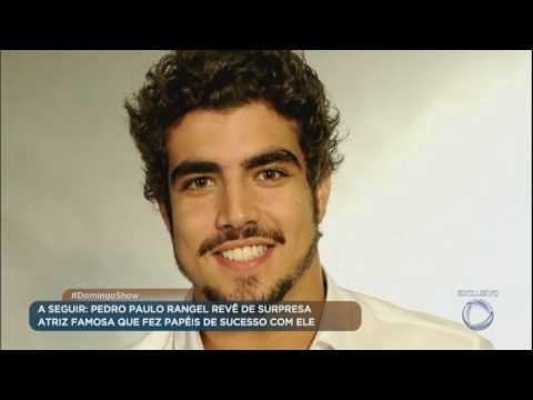 Pedro Paulo Rangel esclarece polêmica e pede desculpas a Caio Castro