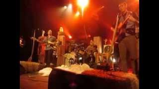 LES CHRETIENS DES ALPES - LE MAC DO SAVOYARD / LIVE AU BRISE-GLACE 2013 . ANNECY