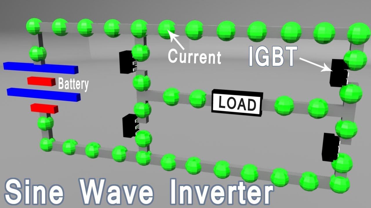 500w Modified Sine Wave Inverter Schematic Schematic