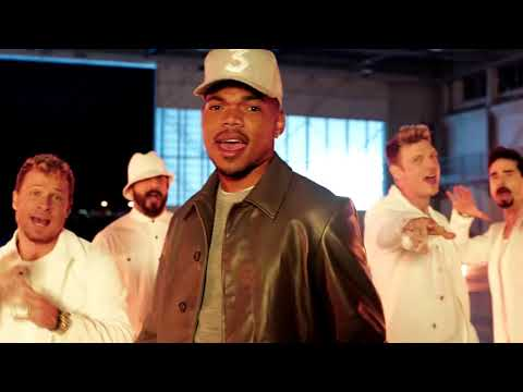 Backstreet Boys & Chance The Rapper - I Want It That Way (Remix) (Extended)