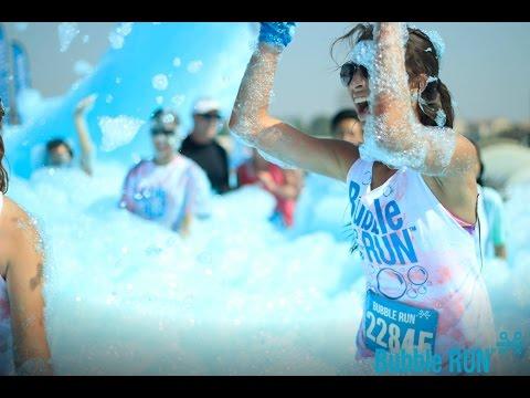 Bubble Run - Official 2017 Video