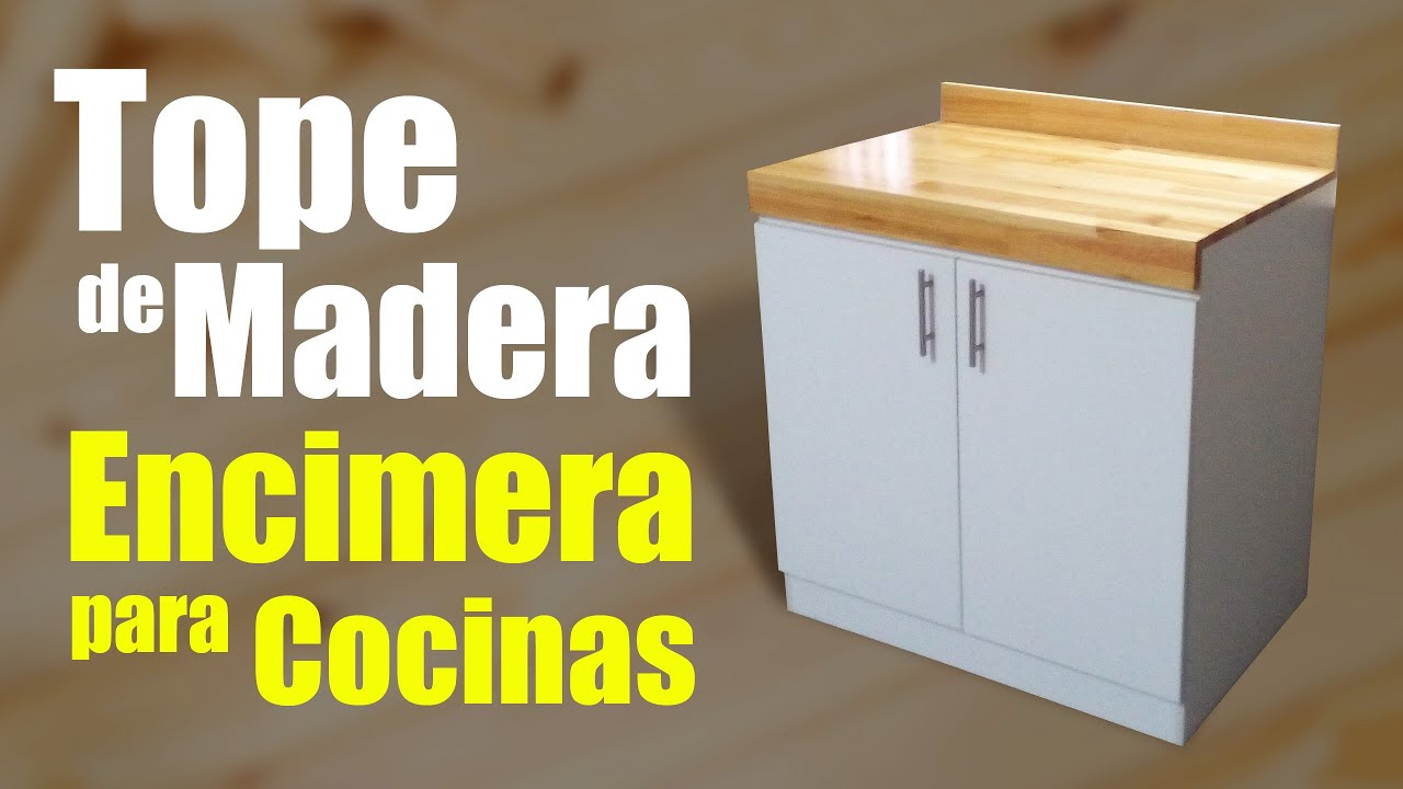 Encimera de madera tope de cocina de madera de pino - Encimera de madera para cocina ...
