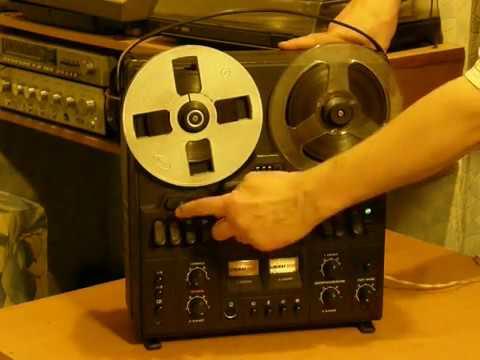 Магнитофон-приставка НОТА-203