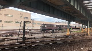 MTA NYCT Subway SPECIAL: 2018 Parade of Trains Fleet at Coney Island Yard
