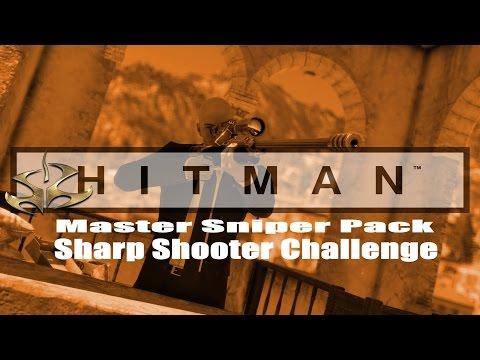 Hitman: Sapienza/Master Sniper Pack/Sharp Shooter Challenge (XBox/PC/PS4)