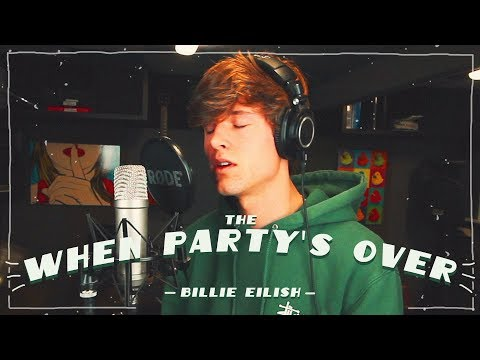 Remaking WHEN THE PARTY&39;S OVER by BILLIE EILISH in ONE HOUR  ONE HOUR SONG CHALLENGE