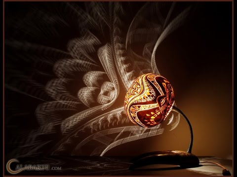 Amazed Handmade Gourd Lamps Table Lamp XII