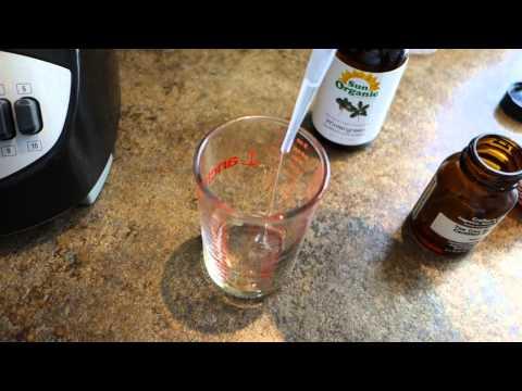 Homemade Honey B Healthy