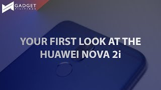Huawei Nova 2i Preview and Unboxing