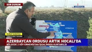 Azerbaycan Ordusu Artık Hocalı'da