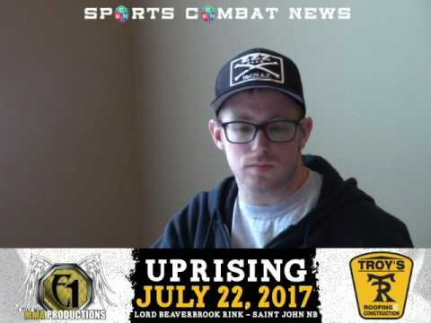 """HIGHLIGHT - Elite 1 MMA """"THE UPRISING""""  Press Conference (With Josh Blanchard)"""