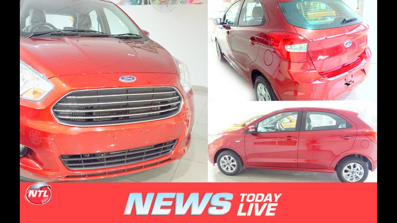 latest facelift ford figo all new hatchback car review youtube