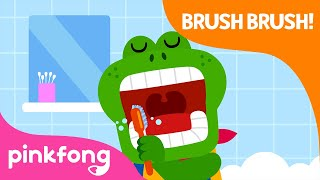 Tooth Brushing Is Fun | Good Habits for Children | Pinkfong Songs for Children