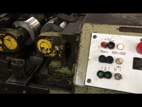 Hydraulic Thread Rolling - WMW