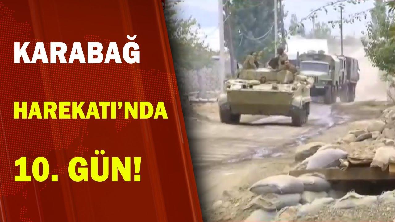 Karabağ Harekatı'nda 10. Gün, 3 Köy Daha İşgalden Kurtarıldı! / A Haber