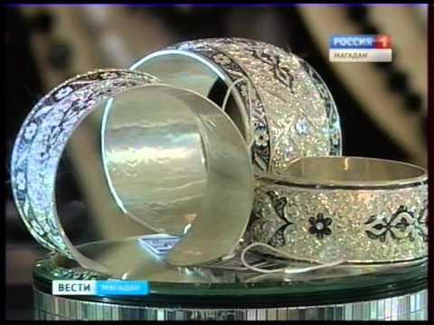 В Москве прошла ювелирная выставка «JUNWEX», лучшие украшения привезли в Мага