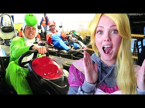 Download Youtube: REAL LIFE MARIO KART!!