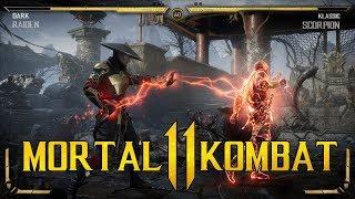 Mortal Kombat 11 - ПЕРВЫЙ ВЗГЛЯД НА ГЕЙМПЛЕЙ! ПЕРВЫЕ ГЕЙМПЛЕЙНЫЕ СКРИНШОТЫ