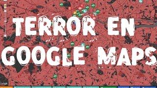 ►TOP  IMAGENES MÁS ESCALOFRIANTES DE GOOGLE MAPS Free HD Video