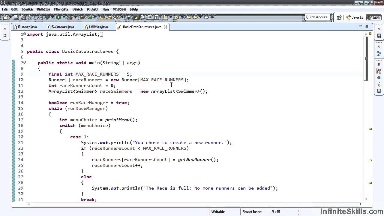 Java 8 beyond the basics tutorial basic data structures youtube java 8 beyond the basics tutorial basic data structures baditri Images